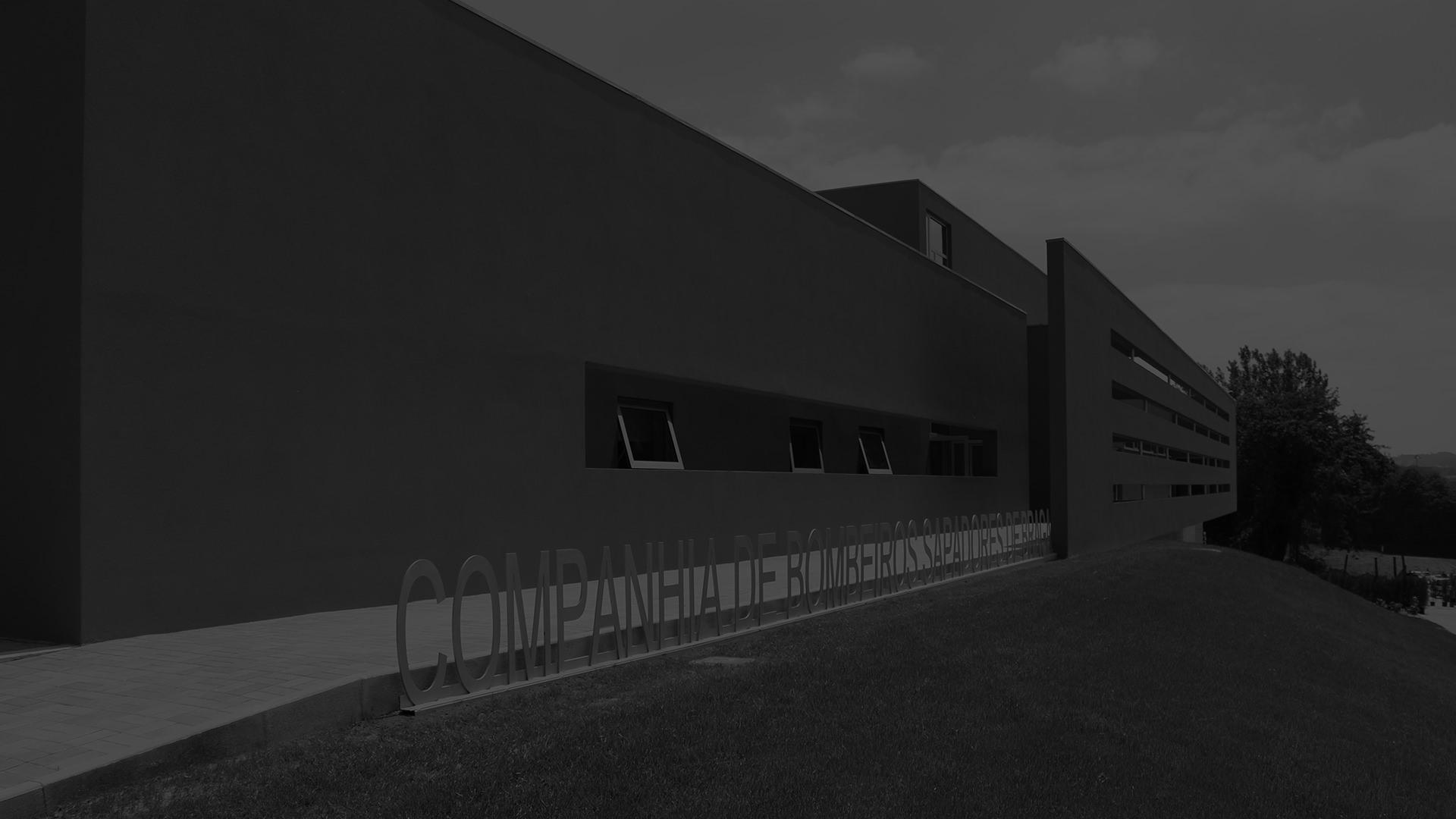 Nova Sede Bombeiros Braga