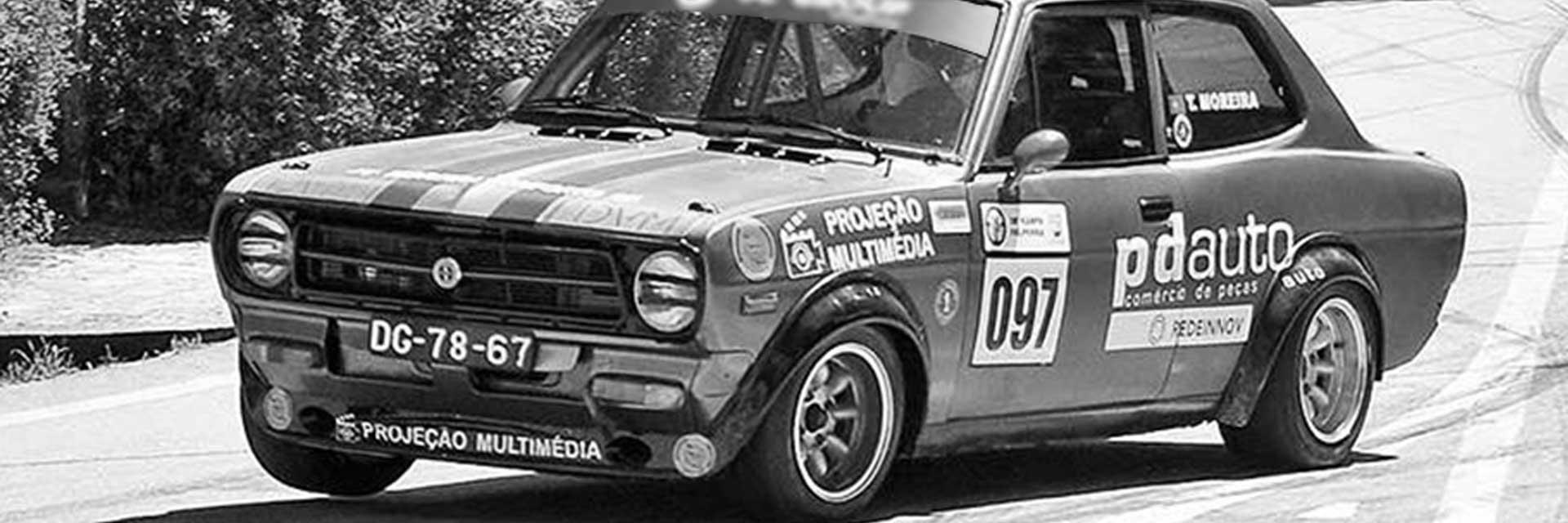 Tiago Moreira wins 1300 National Mountain Classic Race.