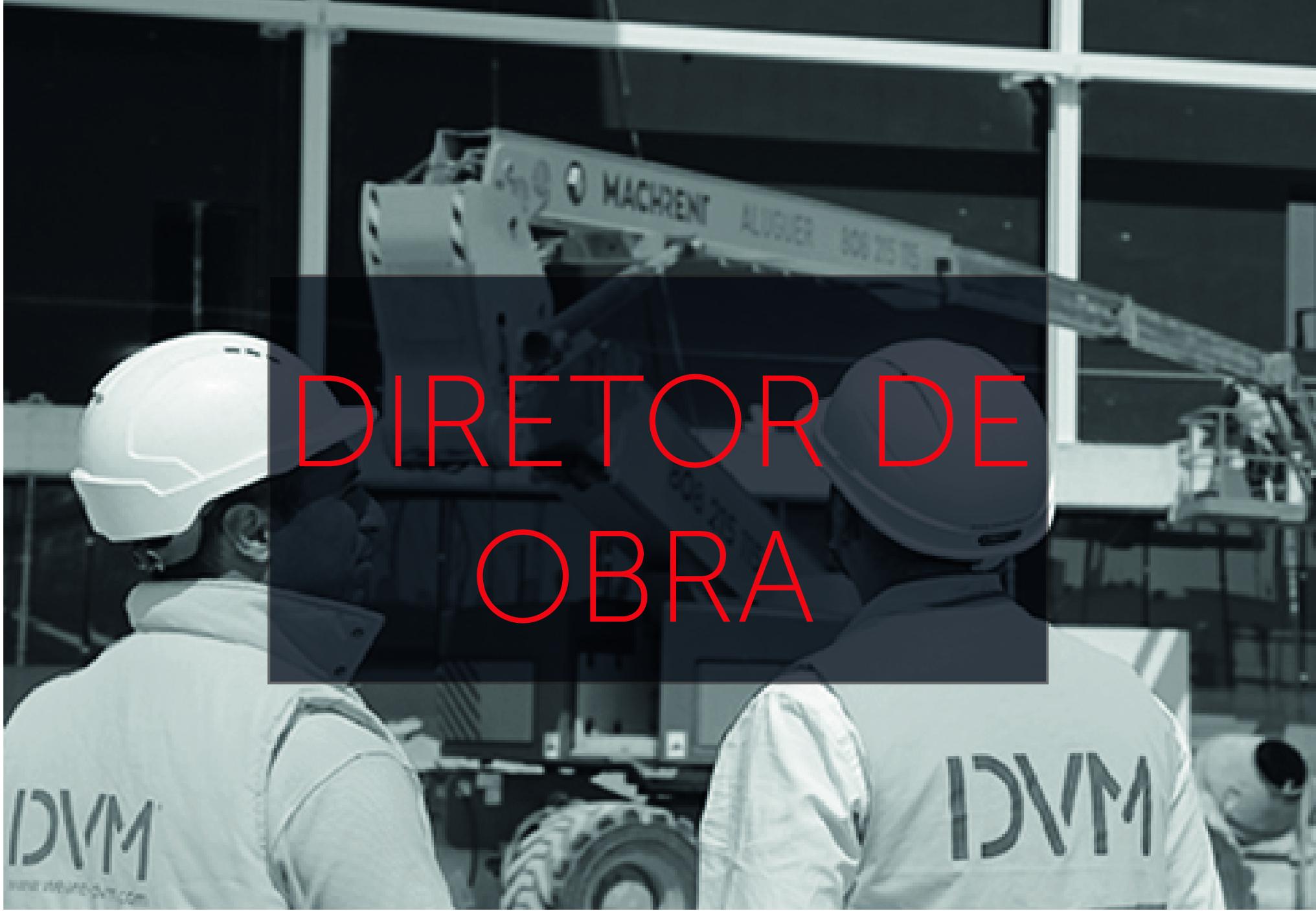 DIRETOR DE OBRA