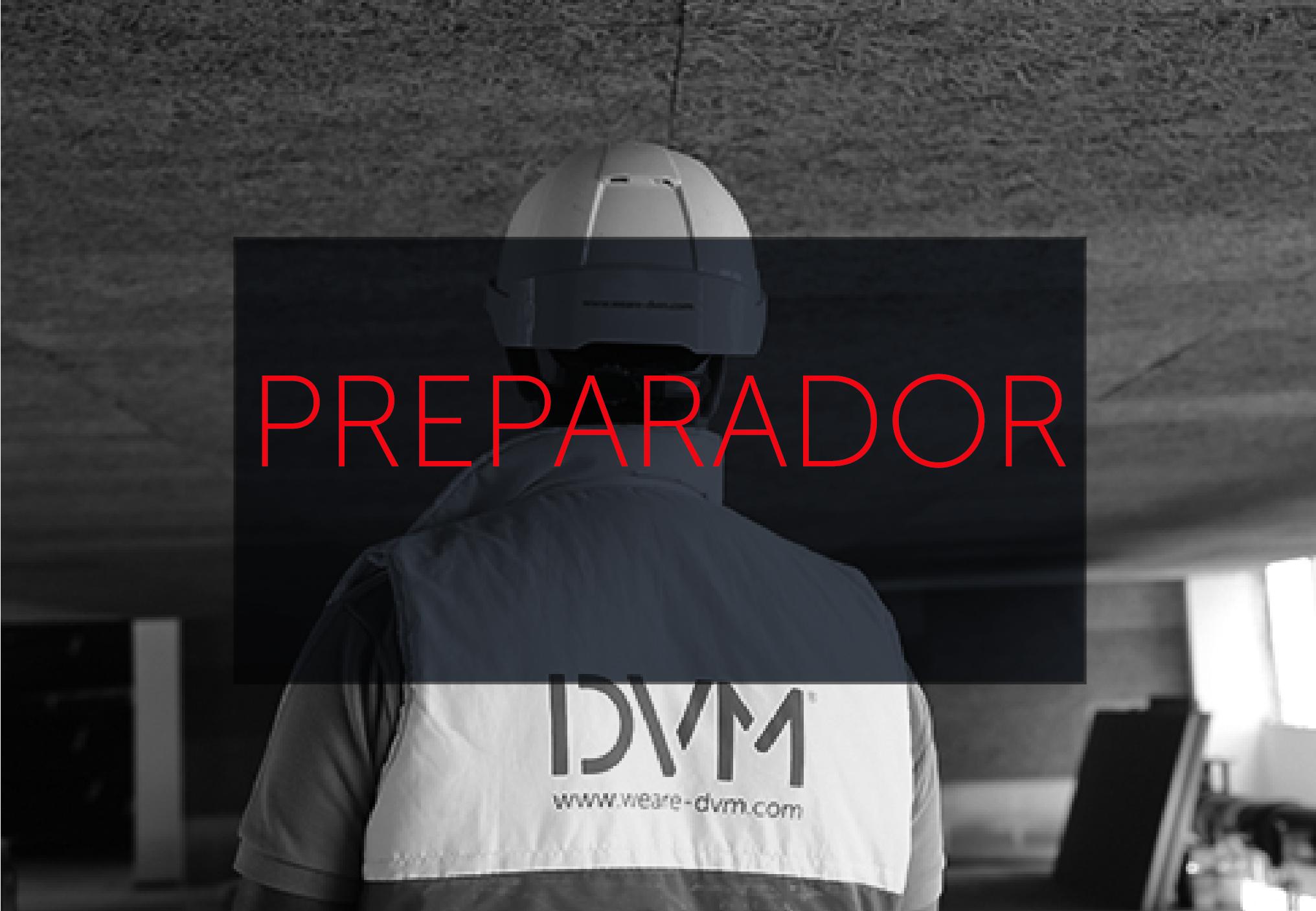 PREPARADOR