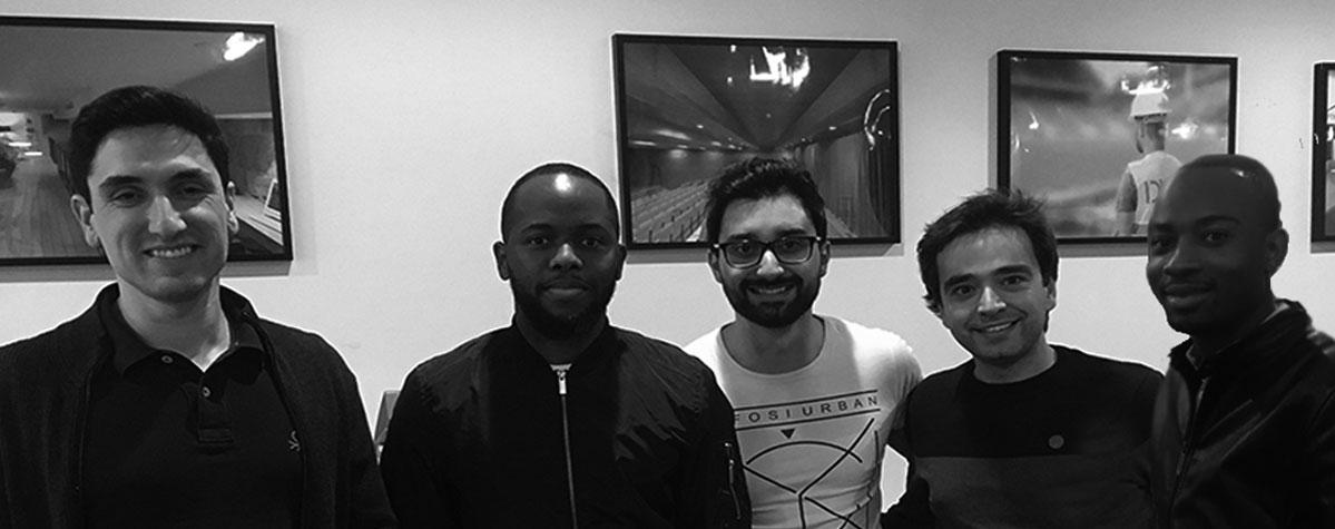 Equipa DVM Moçambique visita instalações em Portugal